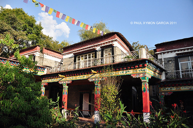 Norbulingka Institute, Dharamsala, India