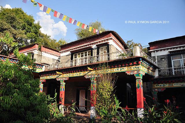 Norbulingka Institute, Dharamsala, India