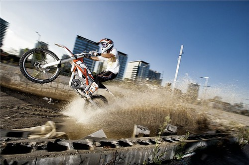 2012 KTM Freeride E