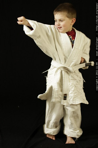 sequoia, test modeling for karate school portraits    MG 0470