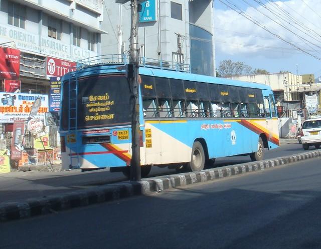 salemchennai express bus flickr photo sharing