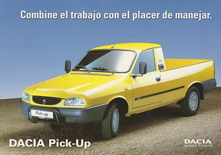 2001 Dacia Pick-Up