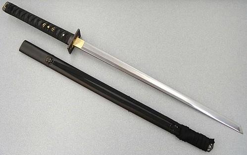 TANYA-DEWA: macam macam bentuk pedang yg di pakai samurai