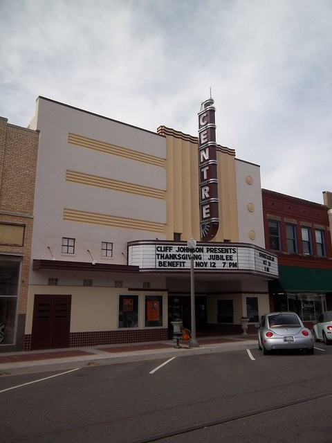 centre theater el reno oklahoma flickr photo sharing