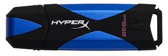 DataTraveler HyperX 3.0 flash drive
