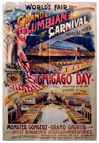 Chicago Day poster