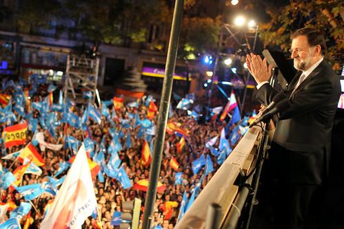 Rajoy tras el 20N