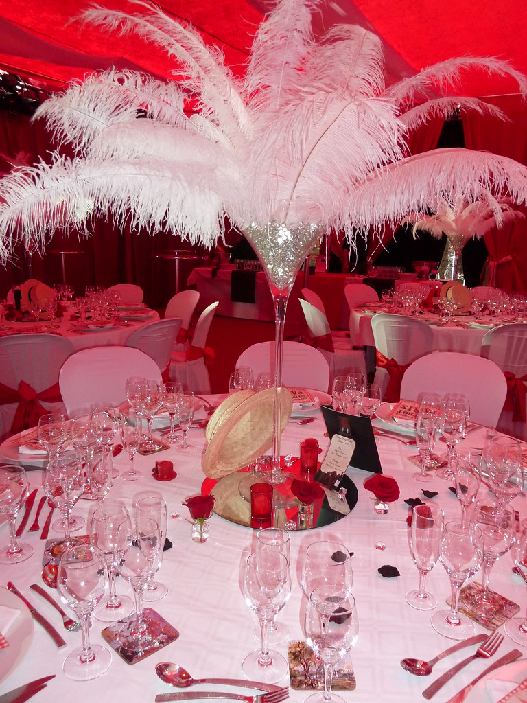 Decoration Salle Theme Cabaret Decoratrice Mariage Festidomi