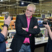 Wish List Live Dash: Currys & PC World Wednesbury, with TV's Jon Bentley.