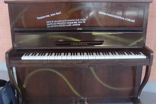 Pianos de rua