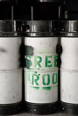 green room keg