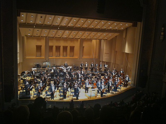 327/365 ~ Oregon Symphony