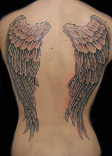 Women Tattoos Wing Tattoos For Women
