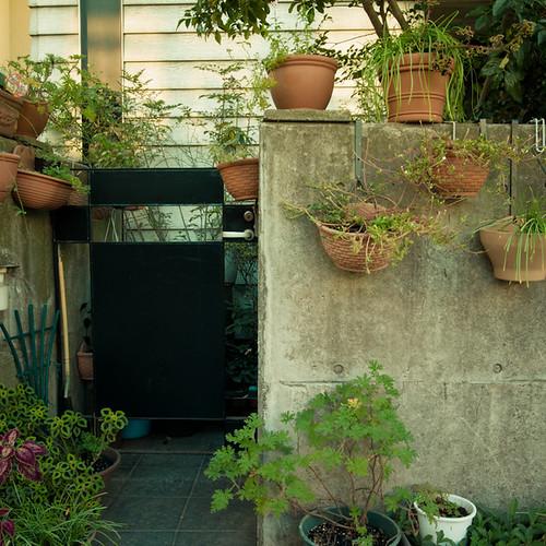 Hanging Garden of Ichikawa, Chiba, Japan