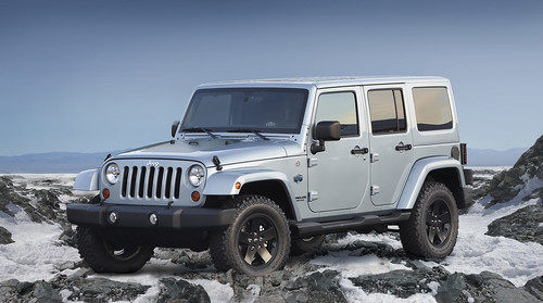 2012 Jeep Wrangler Unlimited Arctic by lee.ekstrom