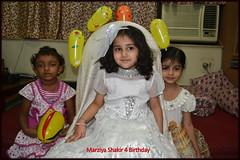 Marziya Shakir Worlds Youngest Street Photographer Celebrates her 4 th Birthday by firoze shakir photographerno1