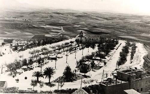 Antiguo ejido de San Sebastián (Porcuna)