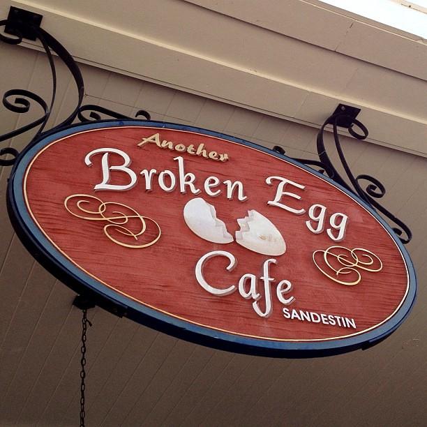 Another Broken Egg Cafe Allergy Menu