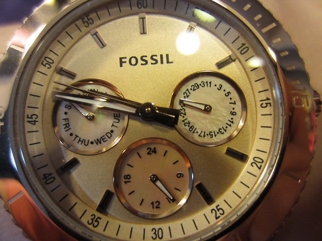 fossil watch 002