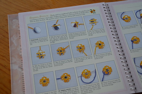Embroidery stitch guide free patterns