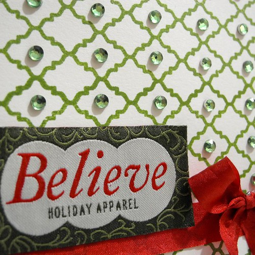 Believe (detail)