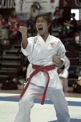 kiai   women's kata    MG 0716