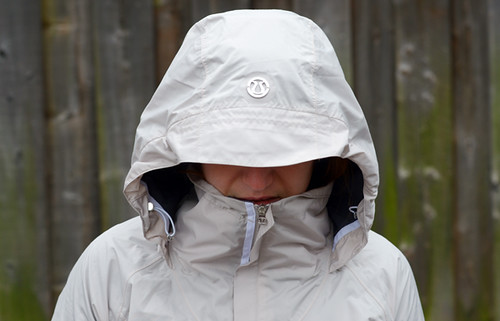 Lululemon Ride On Rain Jacket
