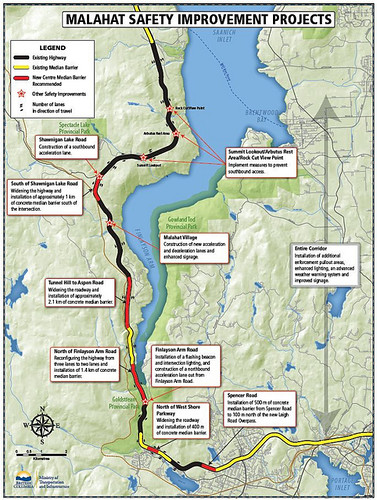 Bridging the Week: Safety on the Malahat and for Roadside Workers