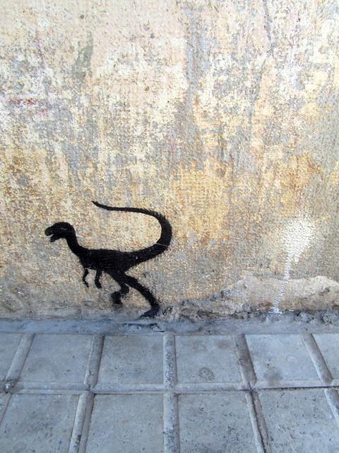 Un Compsognathus