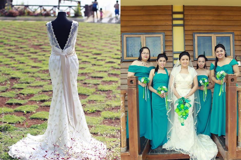 Bohol Destination Wedding, Dauis Bohol