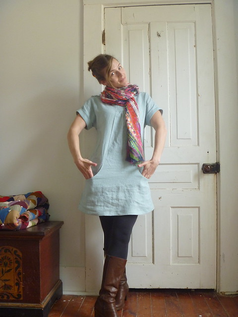 tunic pockets!