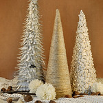 Handmade Christmas Trees Pt. 3