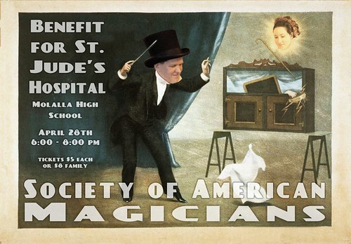 Magicians Benefit for St. Jude's Hospital