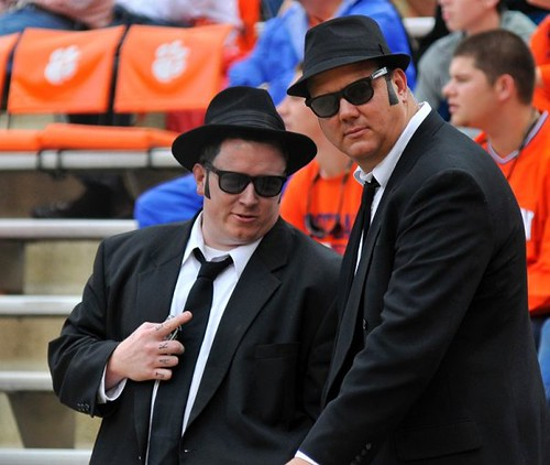 Clemson Blues Brothers