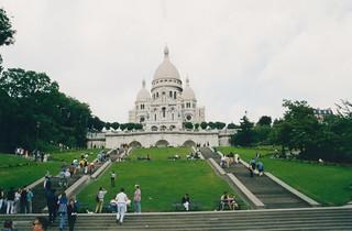 Paris, Basilique du Sacré-Coeur
