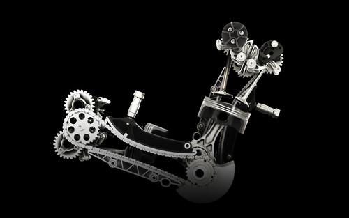 Ducati Superquadro nove
