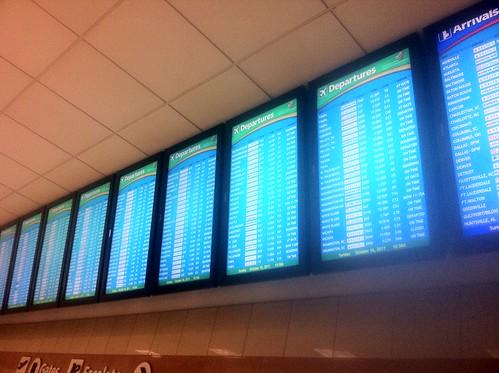 Departures ATL