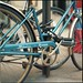 Straight Scan of Vintage Schwinn Breeze on Kodak Ektar 100