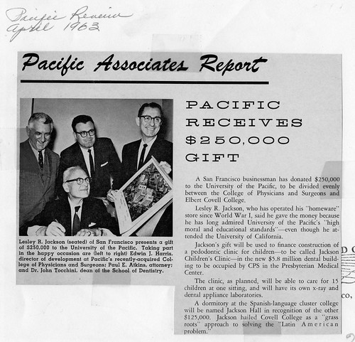 Pacific Review article April 1963