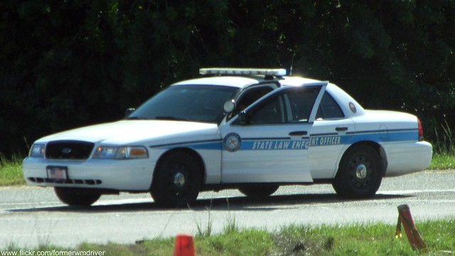 Florida highway patrol fhp former fdot vehicle for Chp motor carrier safety unit