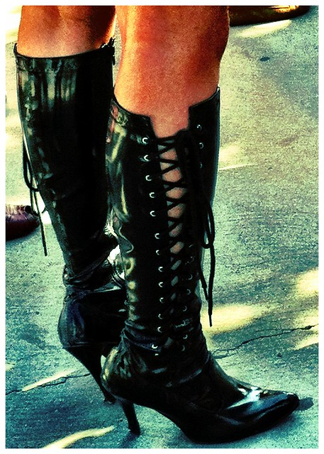 SlutWalk Boots