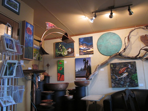Copper Sky Gallery & Cafe (Madeira Park)