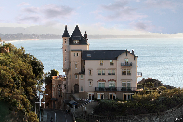 la maison hant 233 e biarritz flickr photo