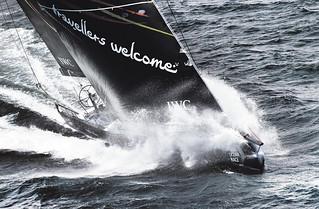 Official Sponsor of the Abu Dhabi Ocean Racing team