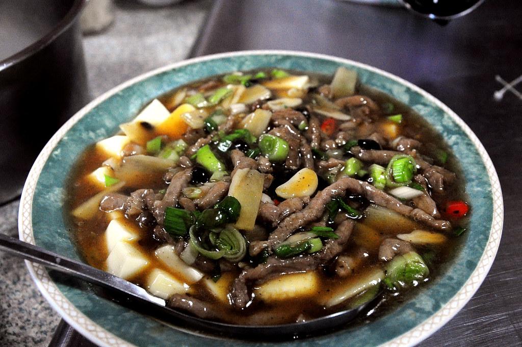 阿宏小吃 - 妞妞豆腐 (海爺豆腐)
