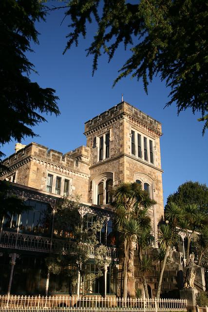 larnach castle dunedin new zealand flickr photo sharing