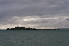 Browns Island, Auckland
