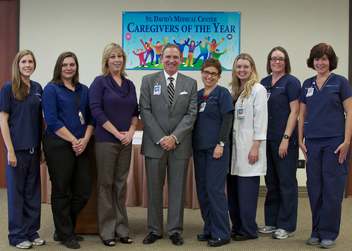 St. David's Medical Center - Caregivers of the Year