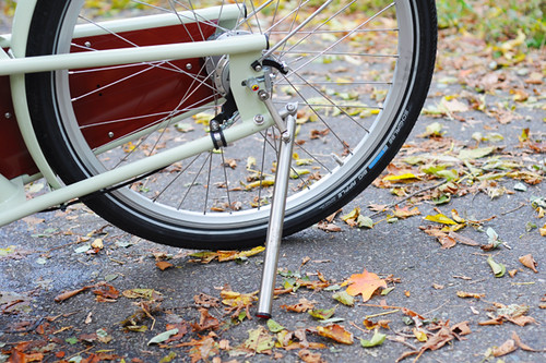 Paper Bicycle, Chaincase