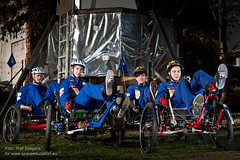 Photo: Our Moonbuggy teams